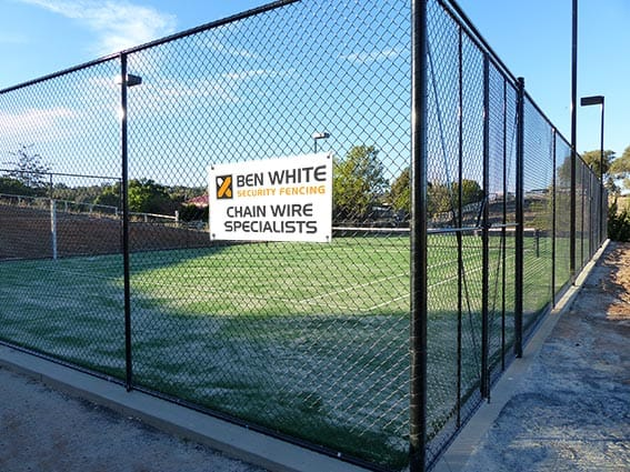 Ben White - Security Fencing - Albury Wodonga