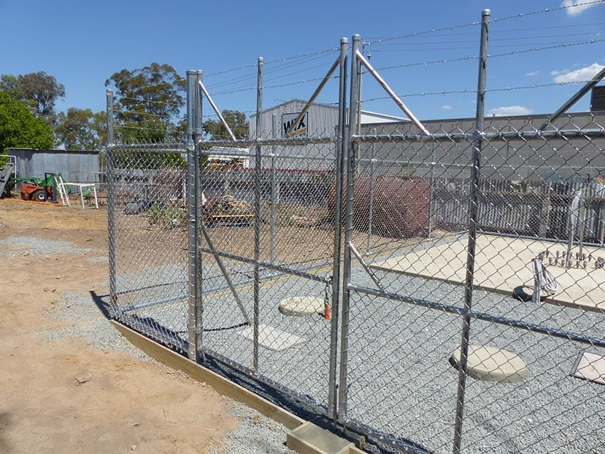 Commercial Industrial Security Fencing - Albury Wodonga