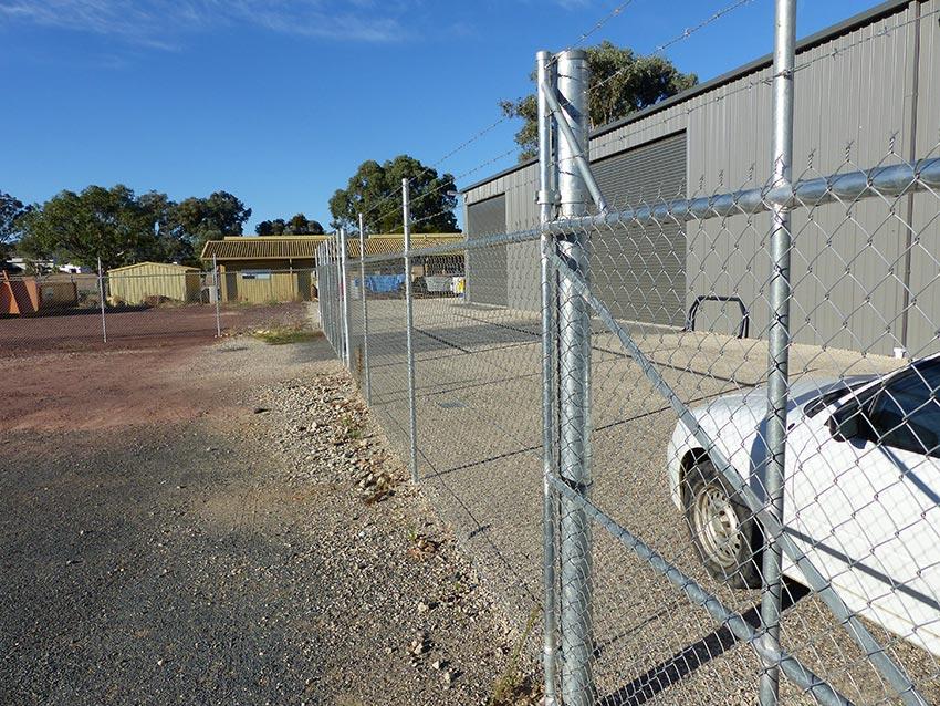 Factory Fencing - Albury Wodonga