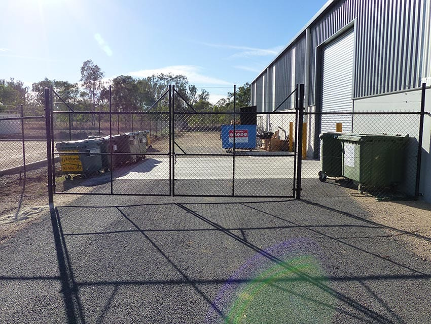 Security Gates - Albury Wodonga